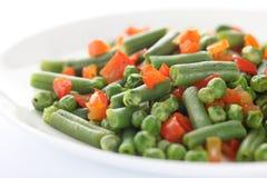 Vegan salad Stock Images
