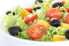 Vegan salad Stock Image