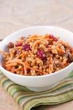 Vegan Salad - Wheat Berry Salad Stock Images