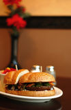 Vegan sandwich Royalty Free Stock Photo