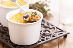 Vegan shepherd's pie Stock Photography