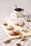 Vegan Spice Cookies Stock Photography