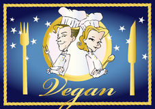 Vegan / vegetarian series royalty free stock images