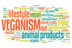 Veganism lifestyle Stock Images