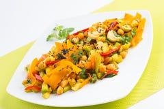 Veganist gezond voedsel Stock Fotografie