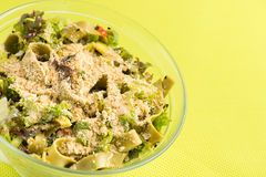 Veganist gezond voedsel Stock Afbeelding