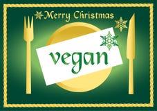 Veganist/vegetarische reeks Royalty-vrije Stock Afbeeldingen