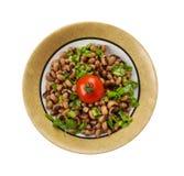Vegano meridional Black Eyed Peas del estilo fotos de archivo
