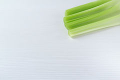 Vegans choose celery for organic sodium Royalty Free Stock Photography