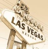 Vegas Fotografia Stock