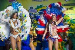 Vegas aime le Brésil photos stock