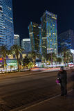 Vegas-Architektur Stockbild