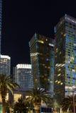 Vegas arkitektur Arkivbilder