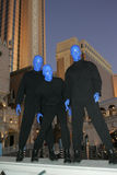 Vegas Blueman Stock Afbeeldingen