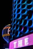 Vegas former Royaltyfria Bilder