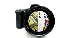 Vegas-Fotographie Stockfoto