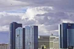 Vegas horisont Fotografering för Bildbyråer