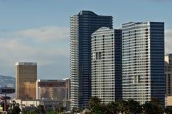 Vegas horisont Royaltyfria Bilder