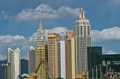 Vegas horisont Royaltyfri Bild