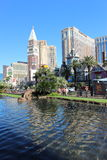 Vegas hotels casino stock photos
