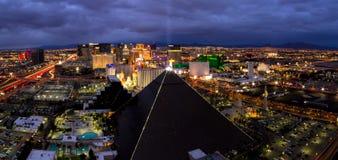 Vegas, lasy Obrazy Stock