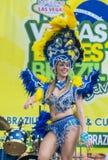 Vegas loves Brazil Stock Photography