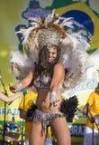 Vegas loves Brazil Royalty Free Stock Images
