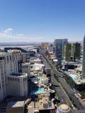 Vegas remsa arkivfoton