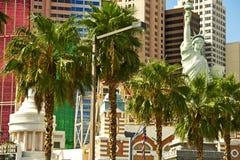 Vegas Strip royalty free stock images