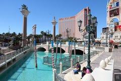 Vegas Strip Stock Photo