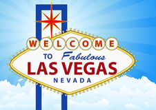 Vegas van Las Royalty-vrije Stock Afbeeldingen