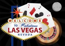 Vegas van Las Royalty-vrije Stock Foto