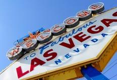 Vegas van Las Royalty-vrije Stock Afbeelding
