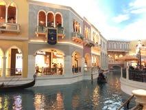 Vegas vatten Arkivfoto