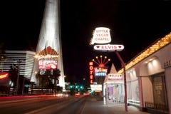 Vegas wedding chapel in Las Vegas , Nevada Stock Photos