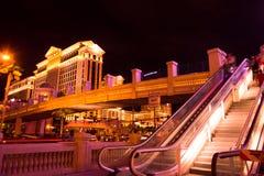 Vegasstrook stock afbeeldingen