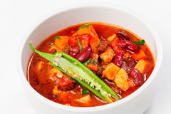Vegatable stew or thick soup Stock Photos