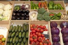 vegatables плодоовощ Стоковые Изображения RF