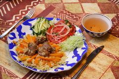 vegatables de riz Image stock
