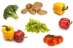 Vege Stock Images
