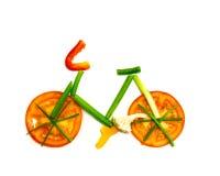 Vegetable велосипед дороги Стоковые Фото