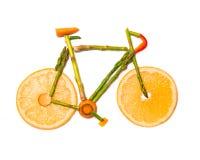 Vegetable велосипед дороги Стоковое Изображение