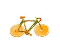Vegetable велосипед дороги Стоковая Фотография RF