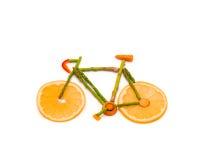 Vegetable велосипед дороги Стоковые Изображения