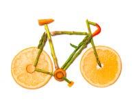 Vegetable велосипед дороги Стоковые Изображения RF