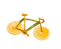 Vegetable велосипед дороги Стоковое Изображение RF