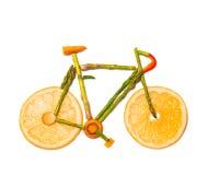 Vegetable велосипед дороги Стоковая Фотография