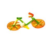 Vegetable велосипед Стоковое Изображение