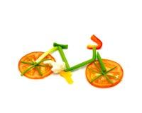 Vegetable велосипед Стоковые Изображения