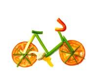 Vegetable велосипед Стоковая Фотография RF
